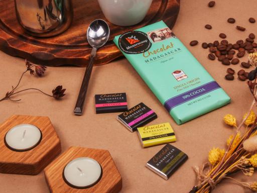 Подарочный набор «Молочный шоколад»