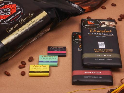 Подарочный набор «Темный шоколад»