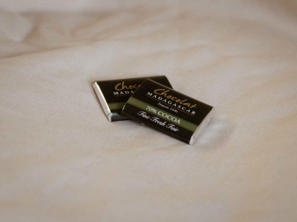 Неаполитанский шоколад 70%