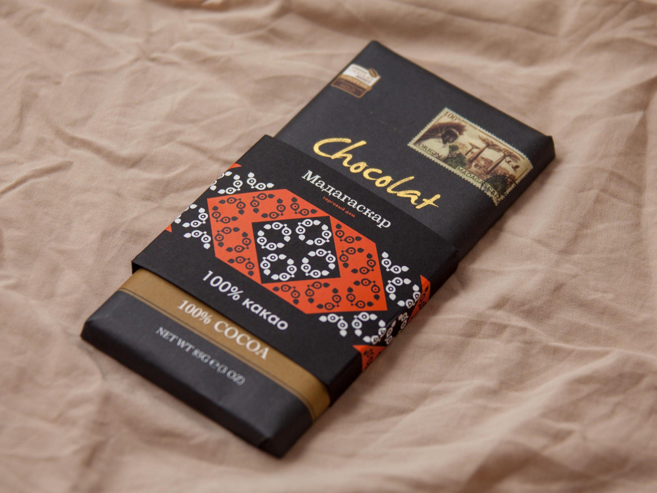«Золотая коллекция» 100% шоколад
