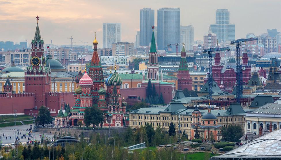Московские приключения. Как мы ждали наш шоколад