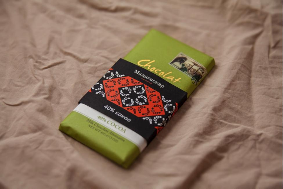 «Золотая коллекция». Вегетарианский шоколад