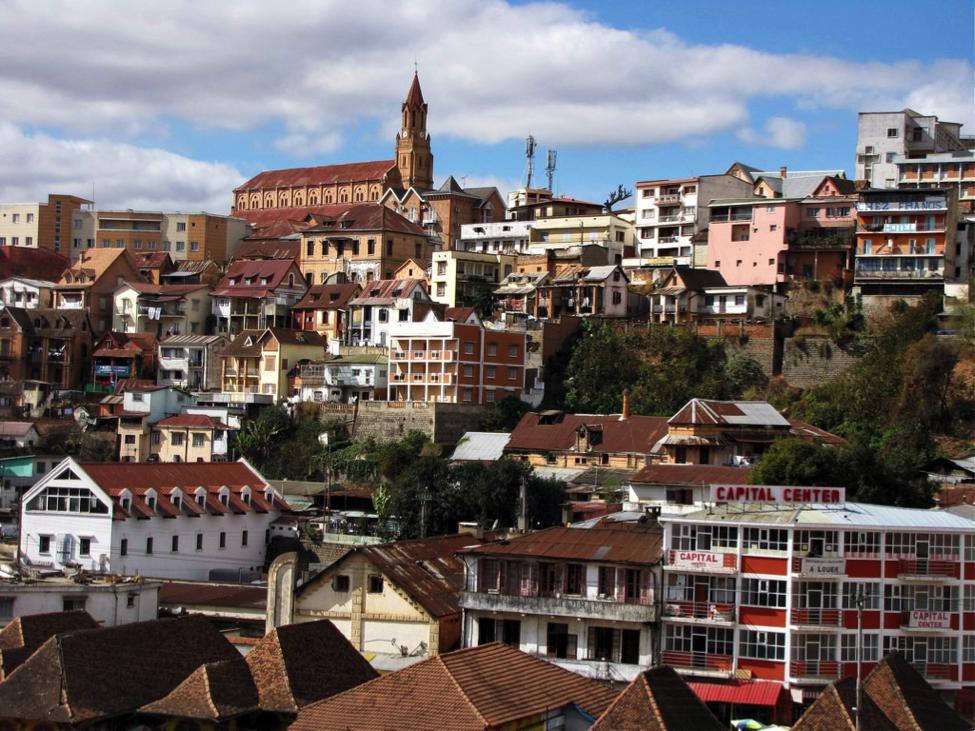 Антананариву. И столица и провинция Мадагаскара