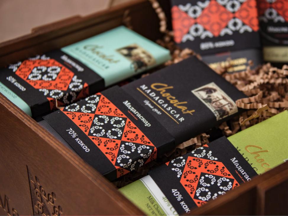 Элитный шоколад. Приятный и необычный подарок