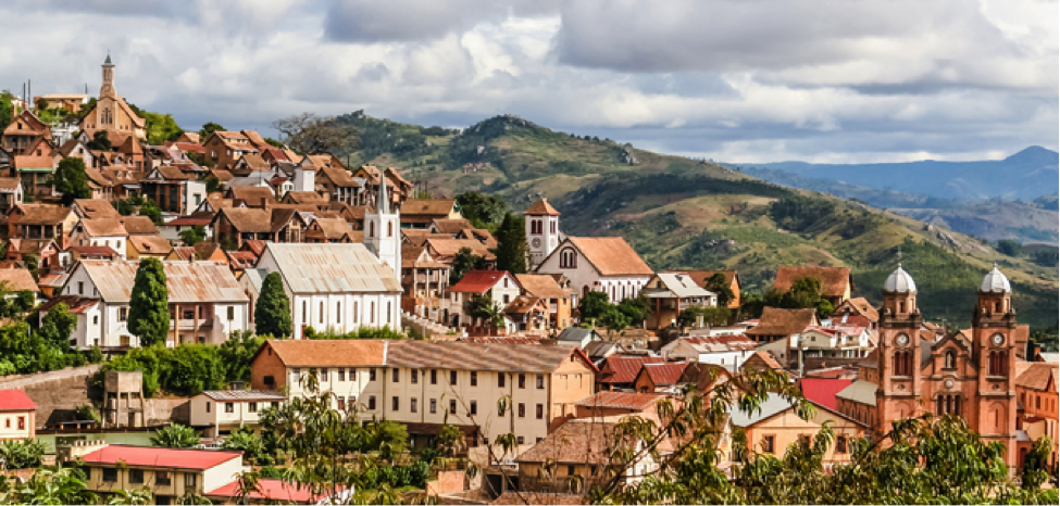 Фианаранцуа. Вторая столица Мадагаскара