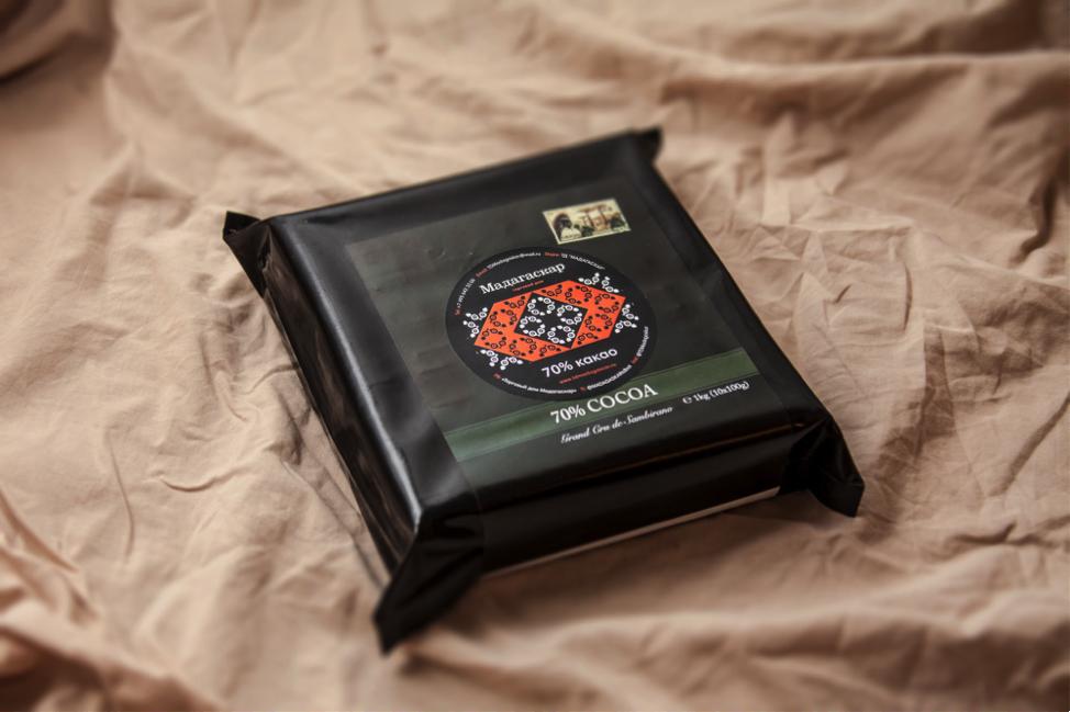 Универсальный вкус. Кувертюр 70 % какао