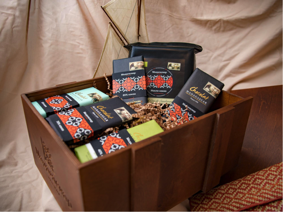 Французская мода на мадагаскарский шоколад