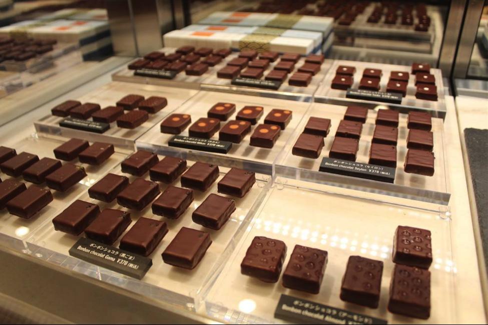 Какой мадагаскарский шоколад любят в Японии
