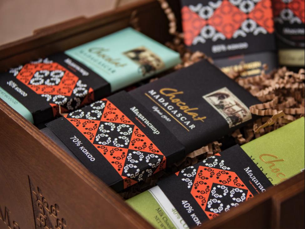 Исключительный шоколад для исключительных людей