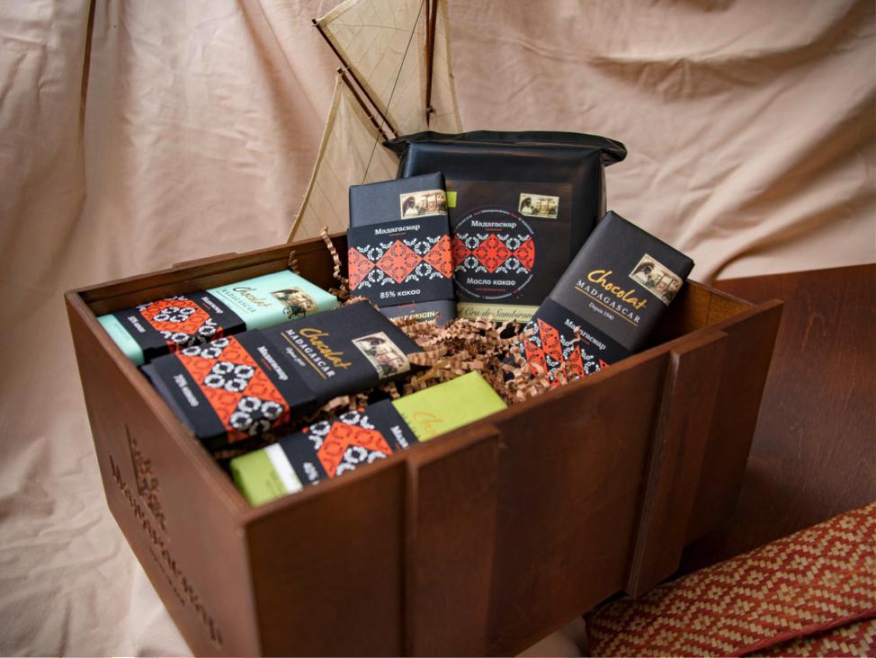 Почему мадагаскарский шоколад это идеальный подарок