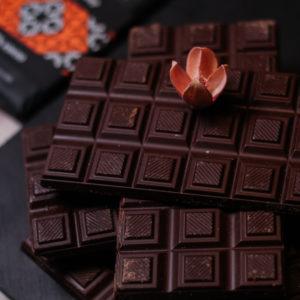 Шоколад в плитках