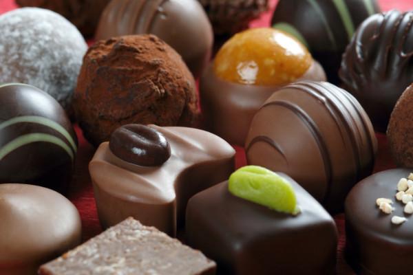 В какой стране шоколад потребляют больше