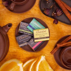 Неаполитанский шоколад