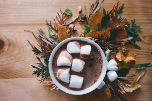 Простые рецепты горячего шоколада с интересной подачей